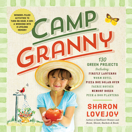 Camp Granny - cover
