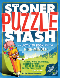 The Stoner Puzzle Stash - cover