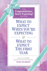 The Congratulations, You're Expecting! Gift Set - cover