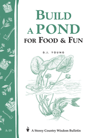 Build a Pond for Food & Fun - cover