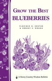 Grow the Best Blueberries - cover