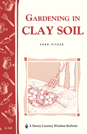 Gardening in Clay Soil - cover