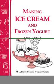 Making Ice Cream and Frozen Yogurt - cover