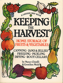 Keeping the Harvest - cover