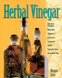Herbal Vinegar - cover