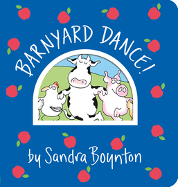 Barnyard Dance! - cover
