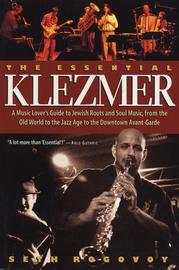 The Essential Klezmer - cover