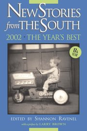 New Stories from the South 2002 - cover