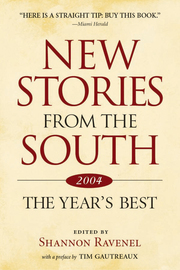 New Stories from the South 2004 - cover