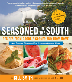 Seasoned in the South - cover