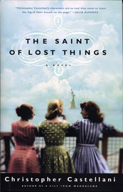 The Saint of Lost Things - cover