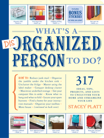 What's a Disorganized Person to Do? - cover