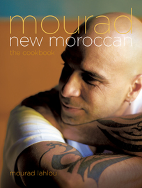 Mourad: New Moroccan - cover