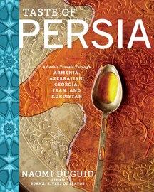 Taste of Persia - cover