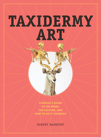 Taxidermy Art - cover