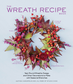 The Wreath Recipe Book - cover