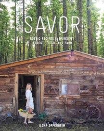 Savor - cover
