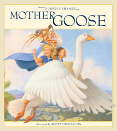 Favorite Nursery Rhymes from Mother Goose - cover