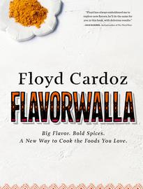Floyd Cardoz: Flavorwalla - cover