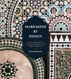 Marrakesh by Design - cover
