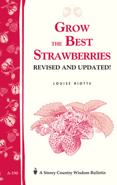 Grow the Best Strawberries - cover