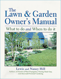 The Lawn & Garden Owner's Manual - cover