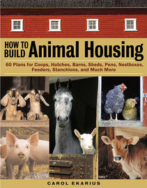 How to Build Animal Housing - cover
