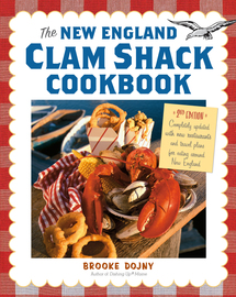The New England Clam Shack Cookbook, 2nd Edition - cover