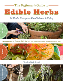 The Beginner's Guide to Edible Herbs - cover