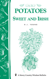 Potatoes, Sweet and Irish - cover