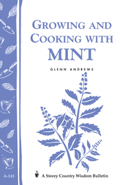 Growing and Cooking with Mint - cover