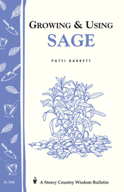 Growing & Using Sage - cover