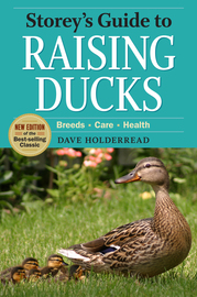 Storey's Guide to Raising Ducks, 2nd Edition - cover