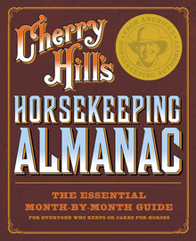 Cherry Hill's Horsekeeping Almanac - cover