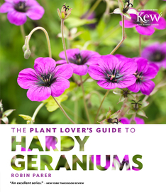 The Plant Lover's Guide to Hardy Geraniums - cover
