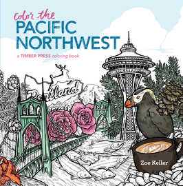 Color the Pacific Northwest - cover
