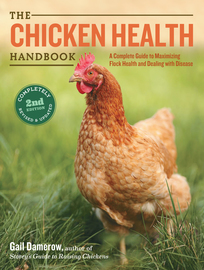 The Chicken Health Handbook, 2nd Edition - cover
