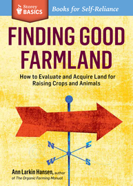 Finding Good Farmland - cover