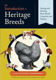 An Introduction to Heritage Breeds - cover