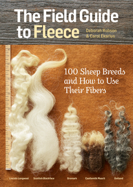 The Field Guide to Fleece - cover
