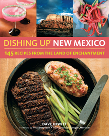 Dishing Up® New Mexico - cover