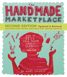 The Handmade Marketplace, 2nd Edition - cover