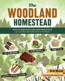The Woodland Homestead - cover
