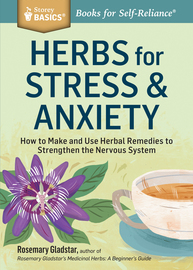 Herbs for Stress & Anxiety - cover