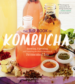 The Big Book of Kombucha - cover