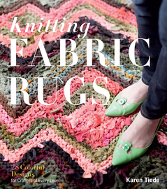 Knitting Fabric Rugs - cover