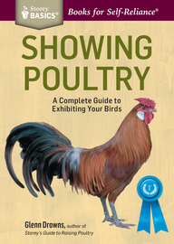 Showing Poultry - cover