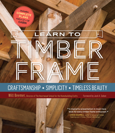 Learn to Timber Frame - cover