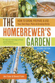 The Homebrewer's Garden, 2nd Edition - cover