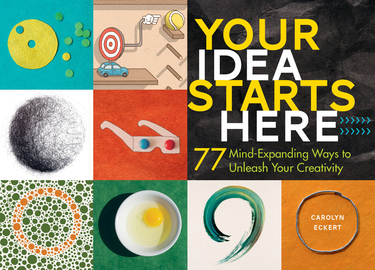 Your Idea Starts Here - cover